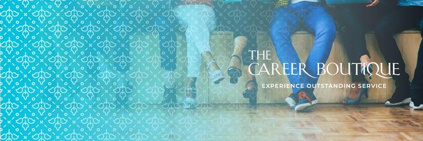 The Career Boutique - Social Media Design by Pixel Studio